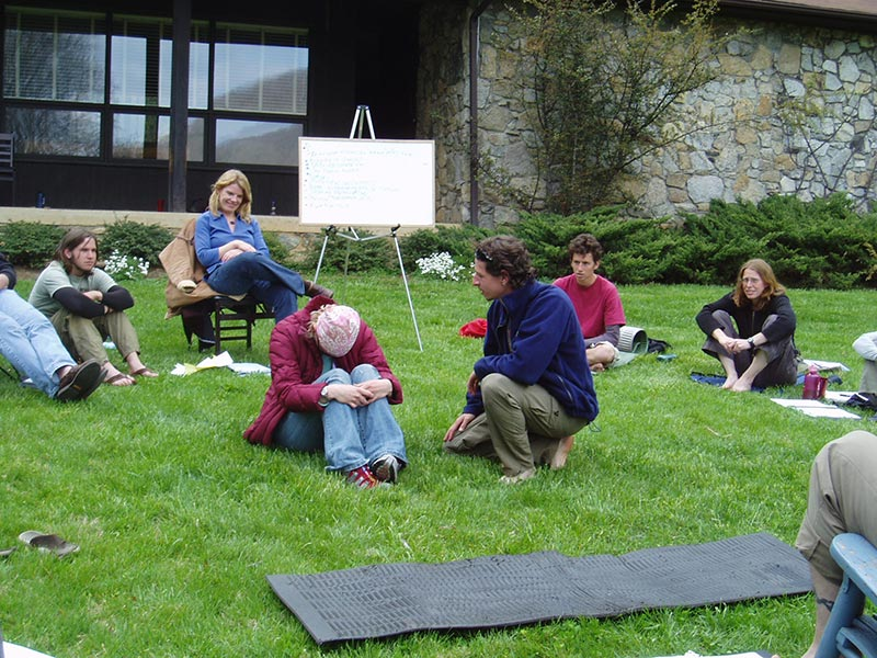 Cfr Group Traianing Asheville Course 2