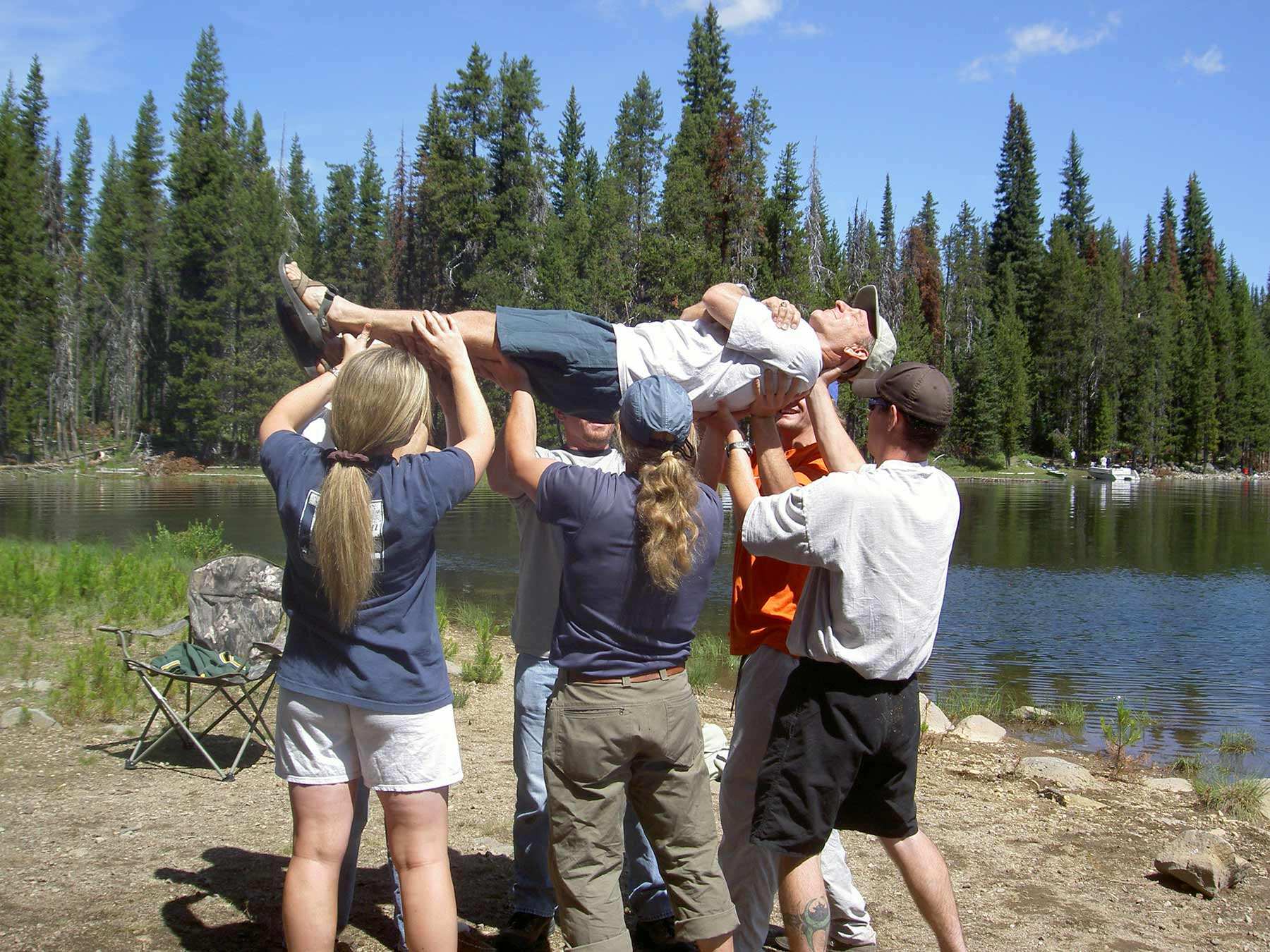 Wilderness As Co Therapist For Therapists Peak