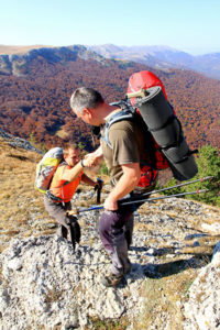 Climbing Instructor Training First Aid Solution