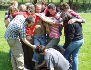 Peak Experience Training Outdoor Class