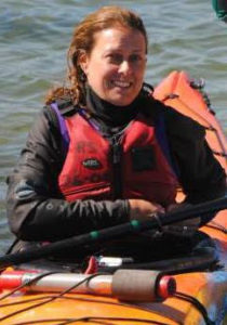 Lynette Spencer Lcsw Trainer Photo Kayak